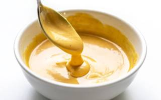 Майонезно горчичный соус