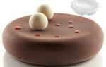 Муссовый торт эклипс
