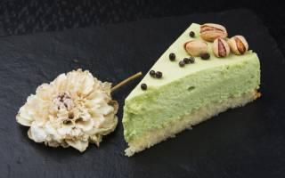 Торт фисташковый рецепт