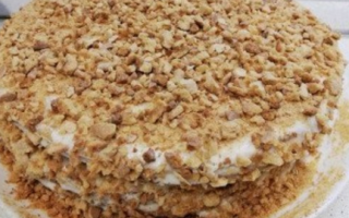 Торт любимчик пашка рецепт