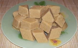 Халва дагестанская рецепт