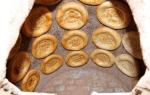 Рецепты лепешек выпекаемых в тандыре