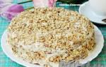 Торт из варенья рецепт