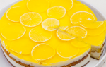 Торт лимонник рецепт
