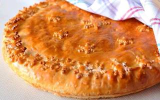 Пирог из варенья с содой