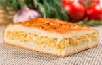 Пирог в мультиварке с капустой