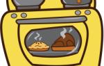 Хлеб в газовой духовке рецепт
