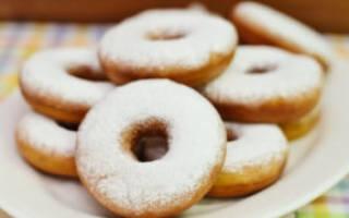 Сырные пончики рецепт