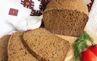 Хлеб в хлебопечке с солодом