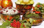 Постные запеканки из овощей