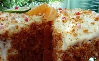 Малиновая прослойка для торта