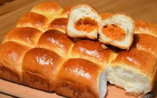 Пирожки с тыквой рецепт
