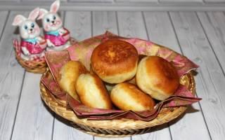 Пирожки с фаршем на сковороде