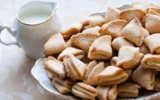 Сдобное печенье рецепт