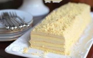 Торт славянка с халвой рецепт