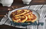 Сырники без муки и манки на сковороде