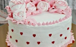 Торт штефания рецепт