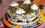 Пирог из детской каши