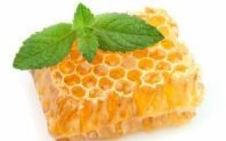 Светлый мед из чего
