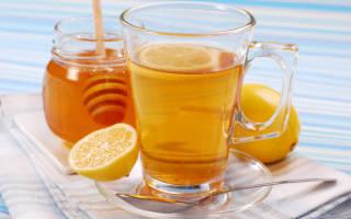 Лимонник с медом