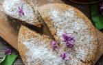 Кекс ореховый рецепт