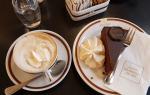 Торт австрийский рецепт