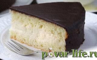 Торт чародейка по госту
