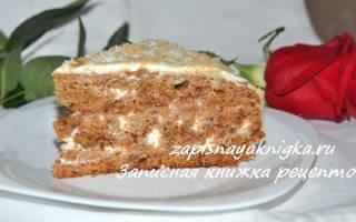 Торт арабская ночь рецепт