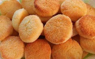 Печенье на специальной сковороде