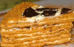 Сухой торт рецепт
