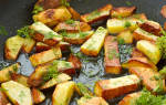 Когда солить жареную картошку