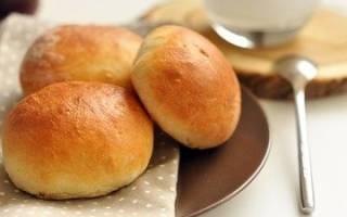 Пирожки с ревенем в духовке