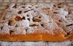 Тесто для пирога со сливами