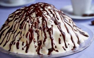 Торт панчо рецепт