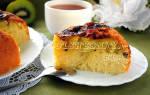 Пирог с киви рецепт