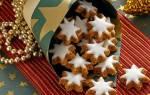 Шарлиз имбирное печенье