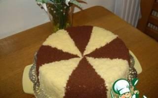Торт кудряш рецепт