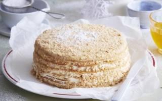 Крем для торта из меда