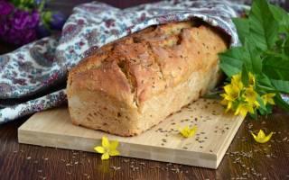 Рецепт дарницкого хлеба в духовке