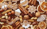 Печенье новогоднее с корицей