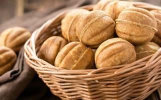 Рецепт печенья орешки для орешницы