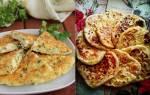 Хачапури на молоке на сковороде
