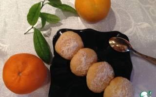 Рецепт печенья из манки