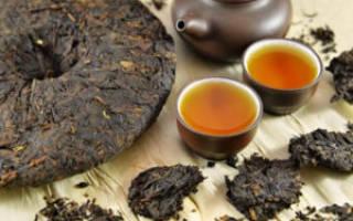 Чай пуэр противопоказания