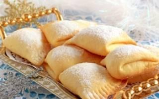 Рецепт новогоднего печенья