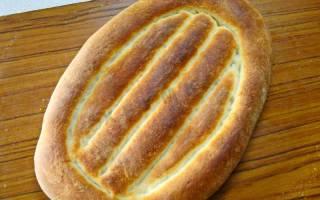 Рецепт армянского хлеба