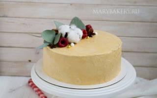 Торт мокко рецепт