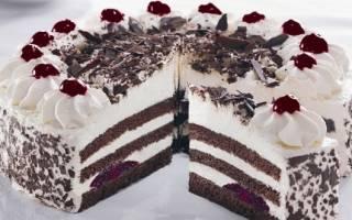 Рецепт шварцвальдского торта