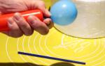 Желатиновые шарики для торта