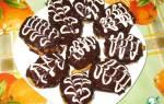 Заварное печенье рецепт